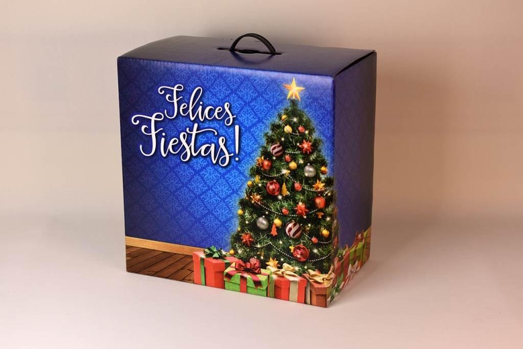 Cajas Navideñas para Empresas